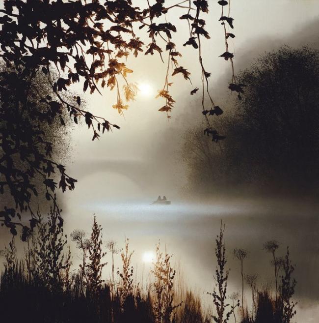 Breathing Space by John Waterhouse