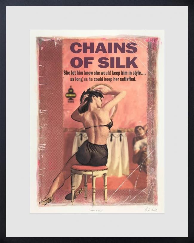 Chains of Silk by Linda Charles