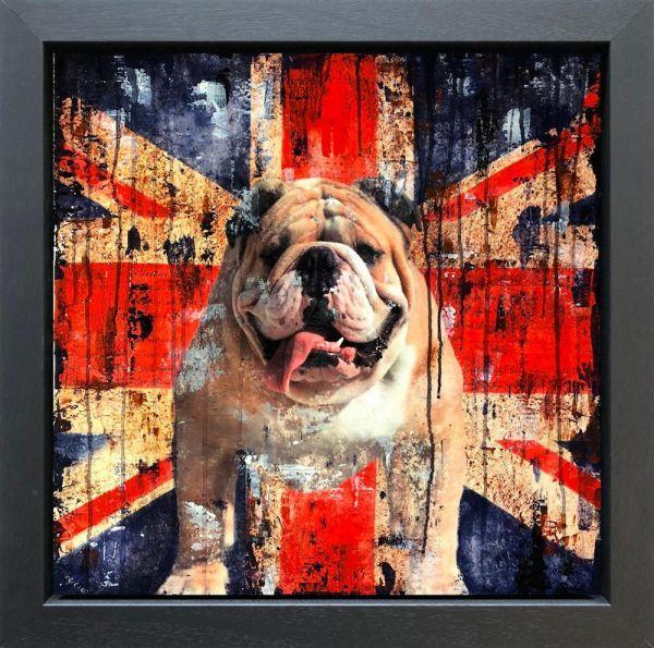 Churchill 2 by Linda Charles