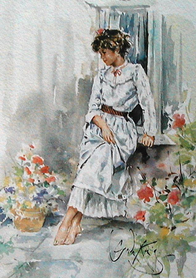 Colette by Gordon King