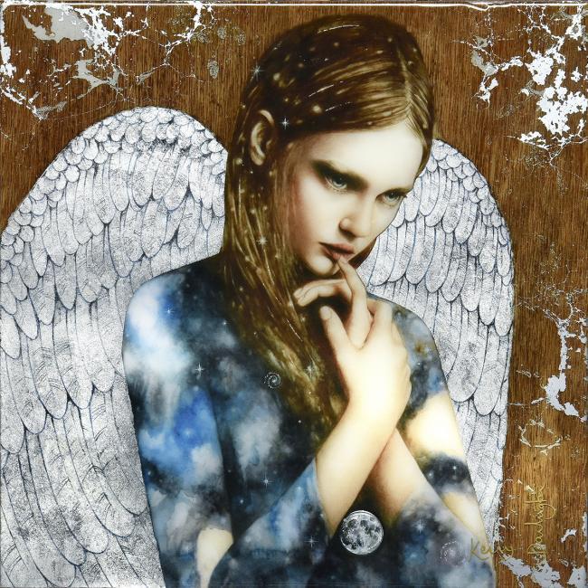 Cosmic Angel by Kerry Darlington