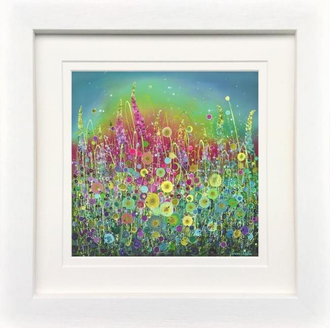 Dancing Rainbows by Leanne Christie