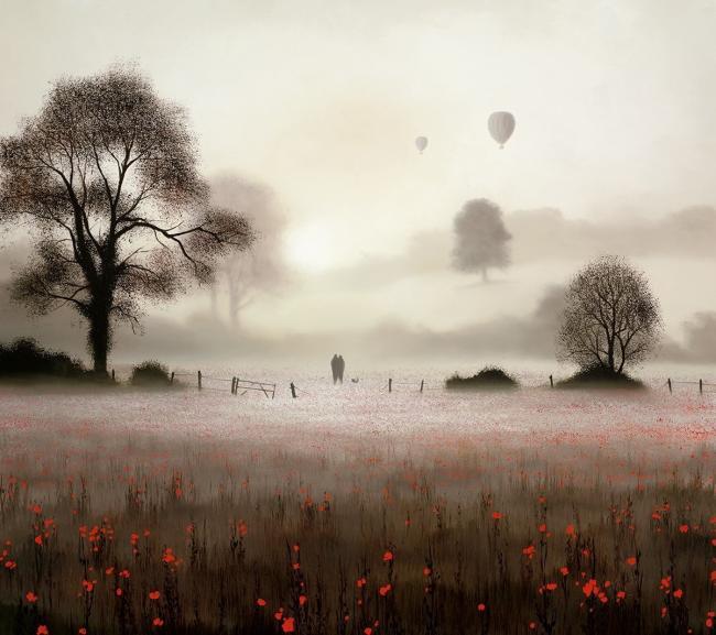 Dawn Voyage by John Waterhouse