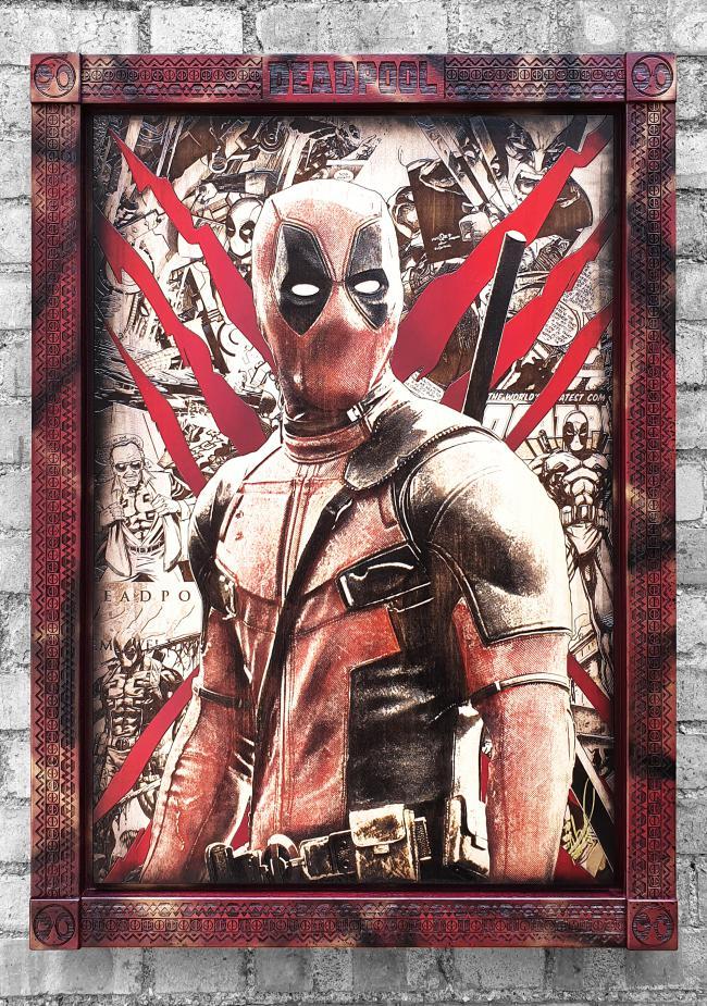 Deadpool by Rob Bishop