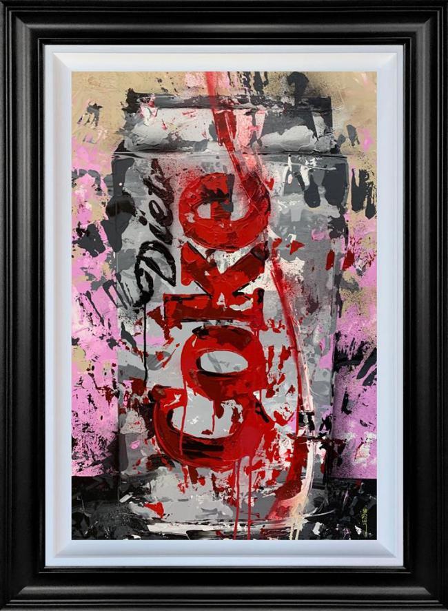 Diet Coke by Jessie Foakes