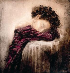 Dormiendo - Paper by Domenech