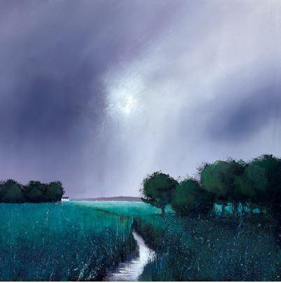 Emerald Meadow by Barry Hilton
