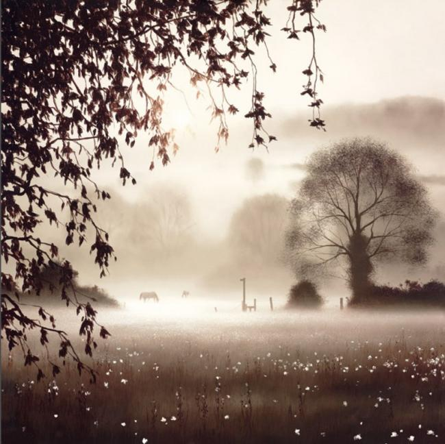 Enchanted Day by John Waterhouse