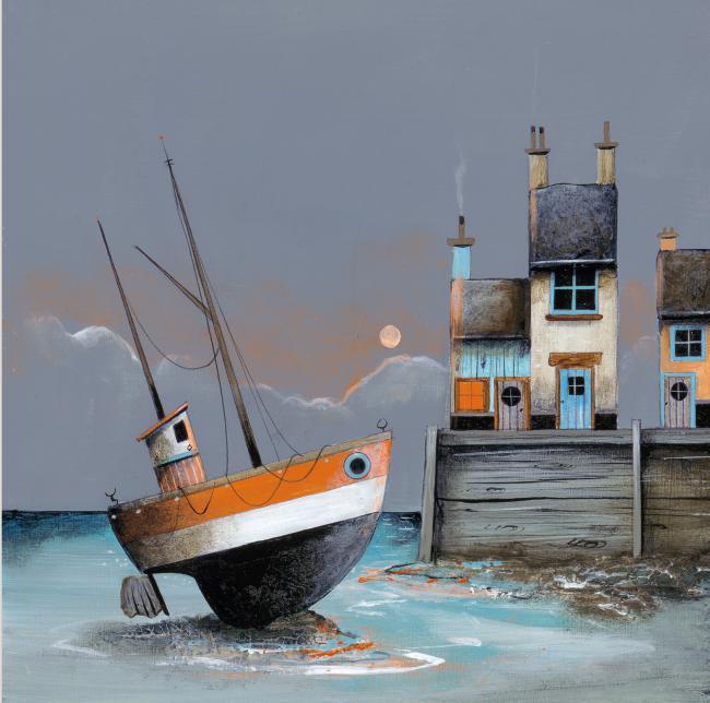 Evening Rest by Gary Walton