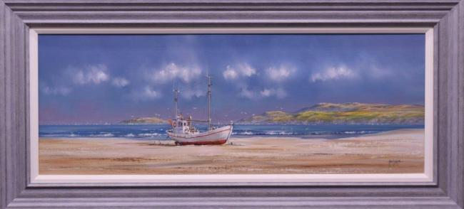 Fishing Trip by Allan Morgan