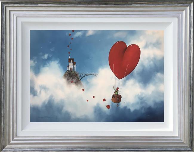 Floating in Love by Dale Bowen