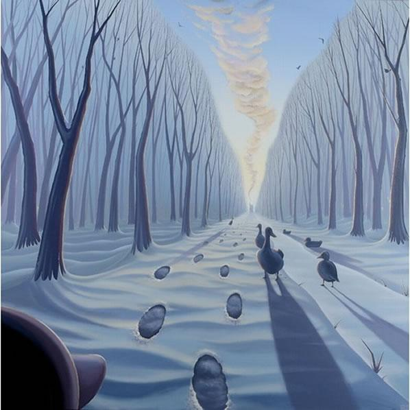 Freeze & Quackers by Derrick Fielding