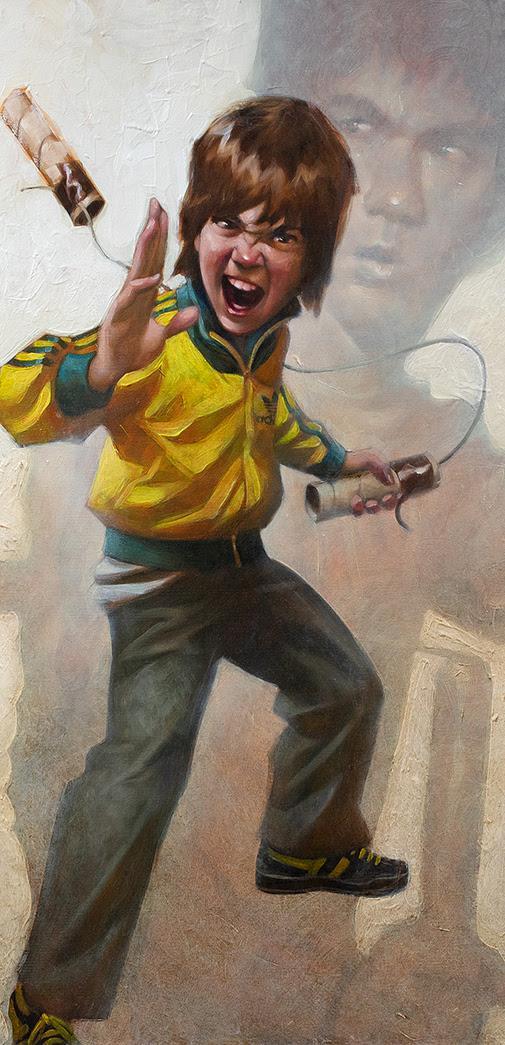 Game of Daz - Original by Craig Davison
