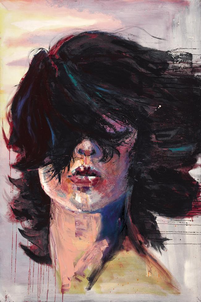 Girl I by David Rees