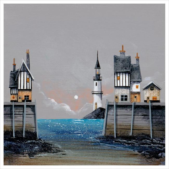 Glittering Sea by Gary Walton