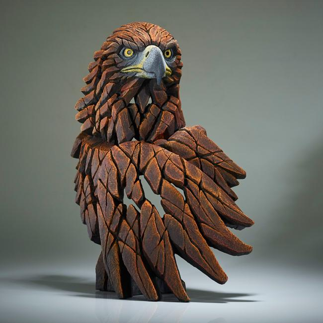 Golden Eagle by Edge Sculptures by Matt Buckley