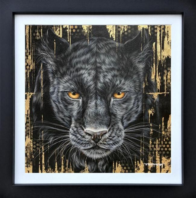 Golden Eyes by Ben Jeffery