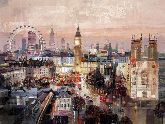 Golden Hour by Tom Butler