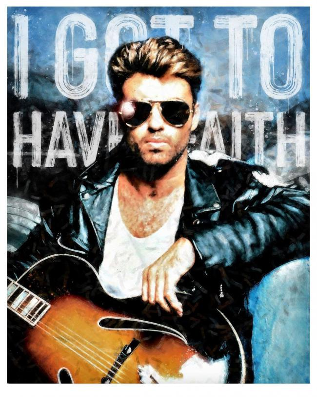 Got to have faith by Monica Vincent