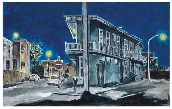H Street, Washington, DC by Bob Dylan