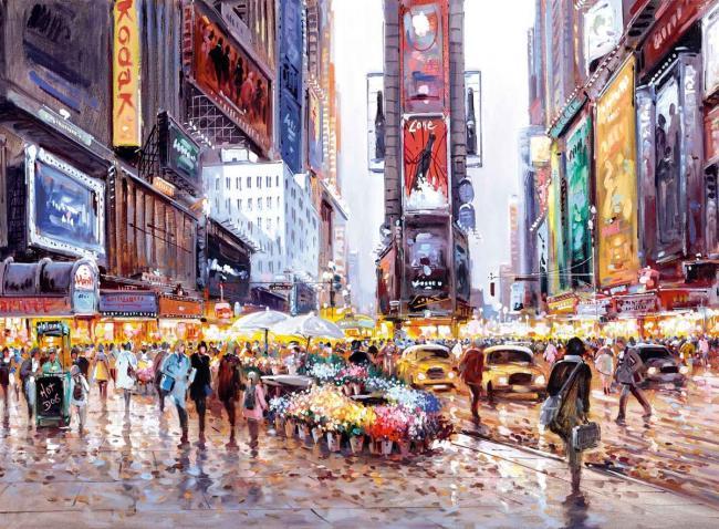 Heart of Manhattan by Henderson Cisz