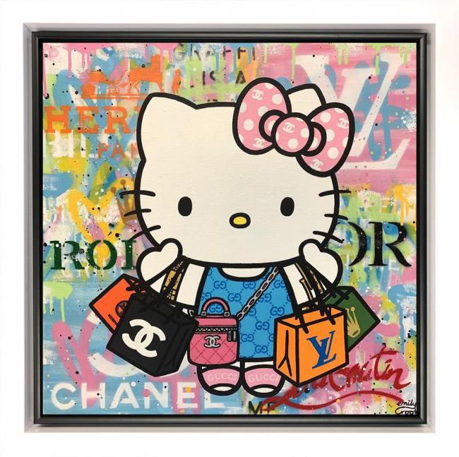 Hello Kitty by Emily Crook