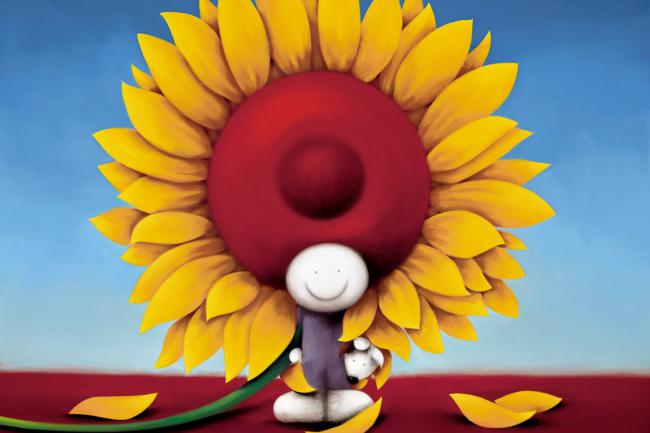 Here Comes the Sunby Doug Hyde