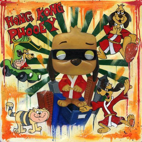 Hong Kong Phooey by Deborah Cauchi
