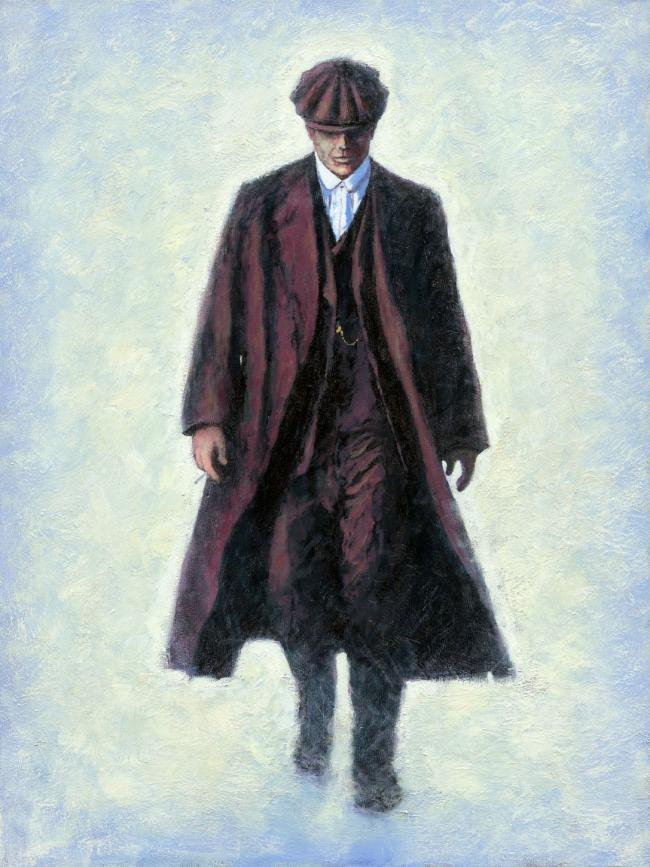 In the Bleak Midwinter- Small by Alexander Millar