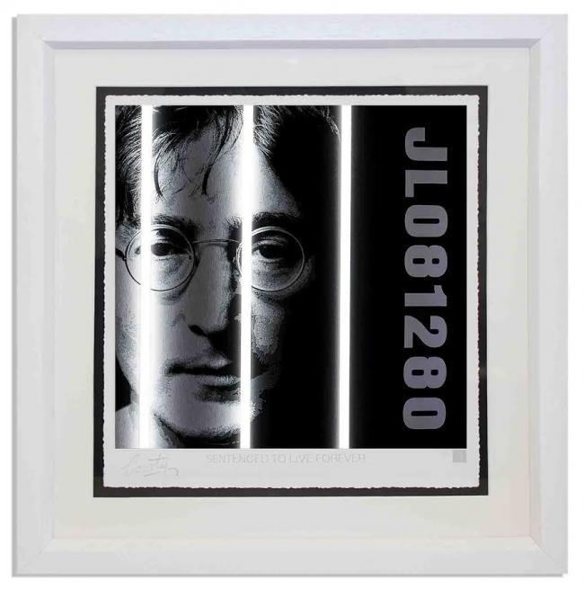 John Lennon - Life Series by Courty