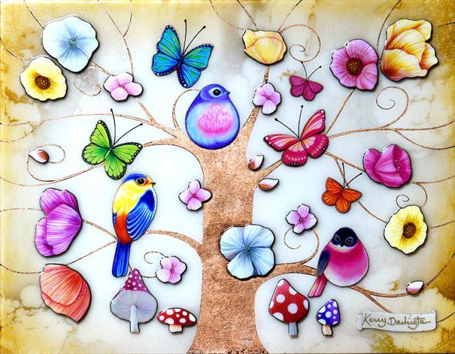 Little Tree of Enchantment by Kerry Darlington