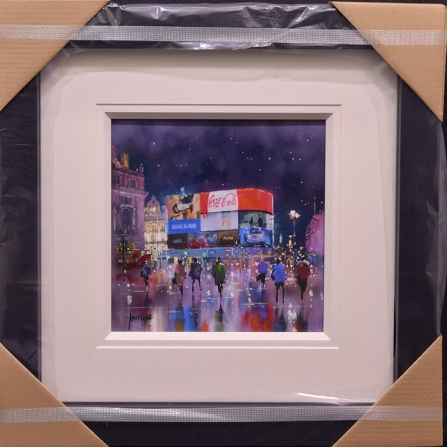 London Bustle by Allan Morgan