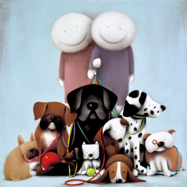 Love comes in all shapes and sizesby Doug Hyde