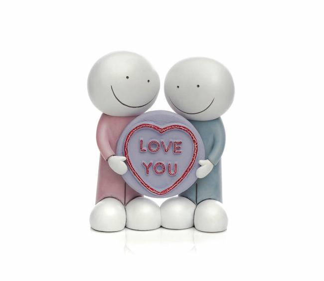 Love You by Doug Hyde