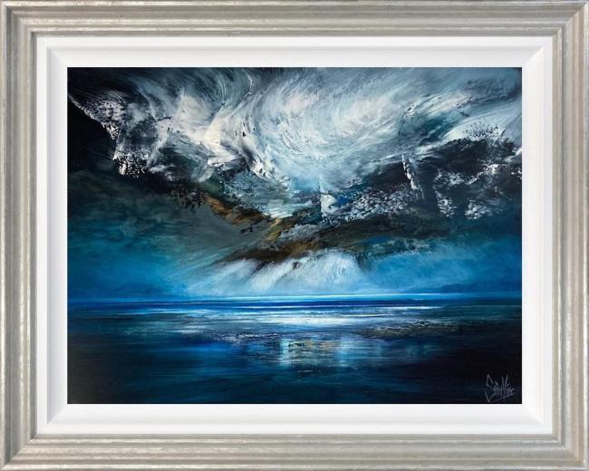 Majestic Skies by Caro Saintvre