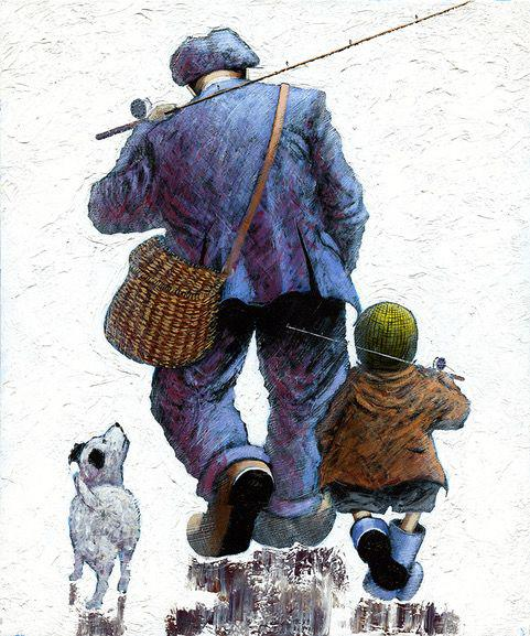 Memories of my Dad by Alexander Millar