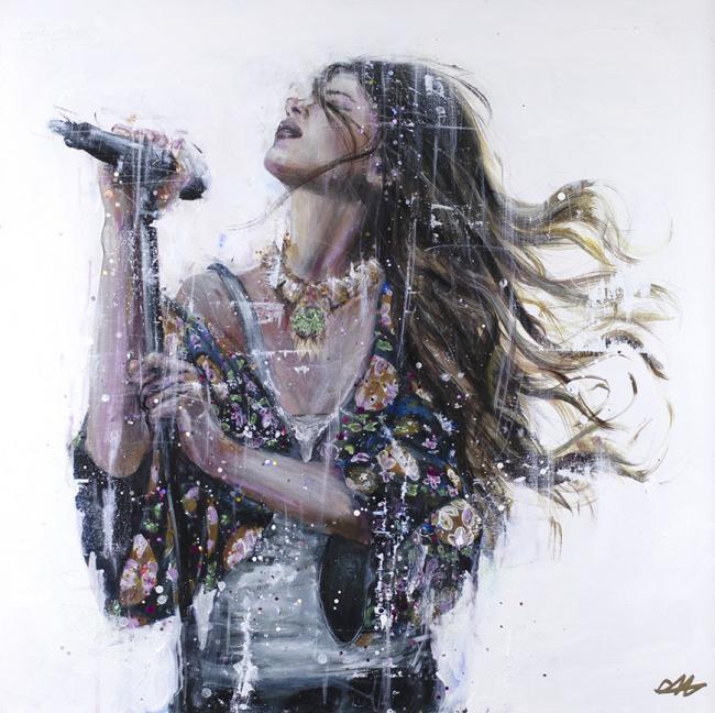 Midnight Blues by Carly Ashdown