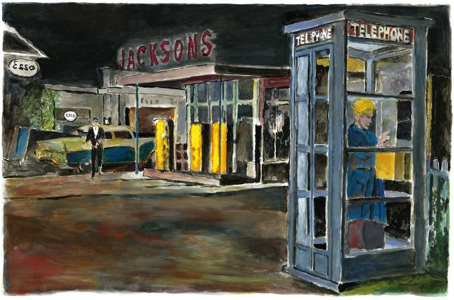 Midnight Caller by Bob Dylan
