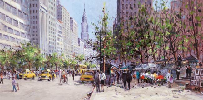 Midtown View by Henderson Cisz