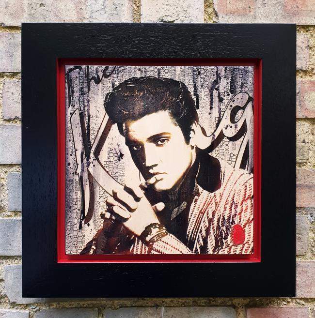 Mini Elvis by Rob Bishop