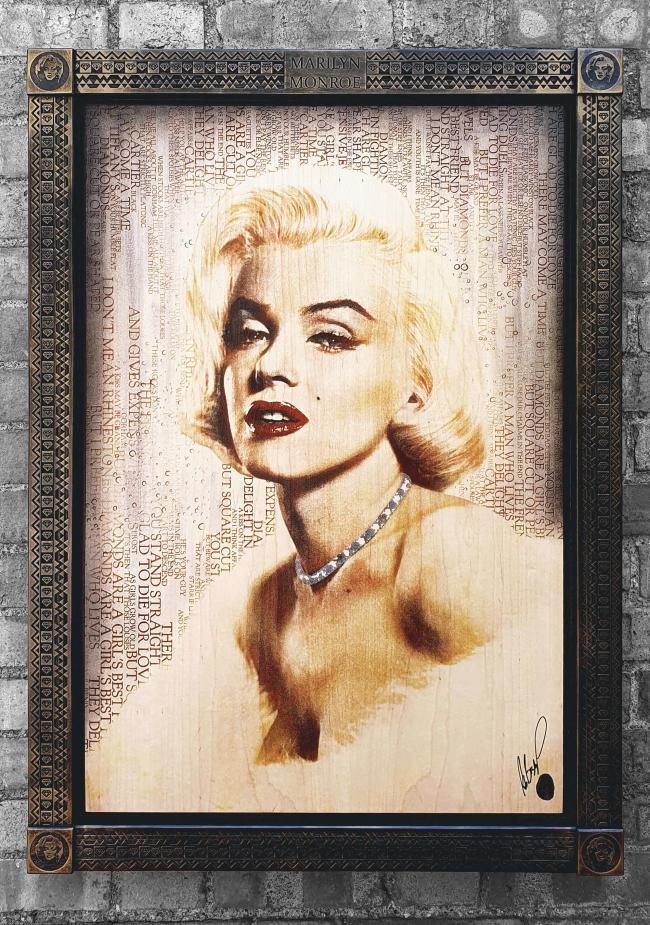 Monroe - Diamond by Rob Bishop