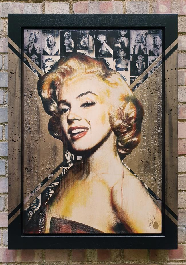 Monroe Gold by Rob Bishop