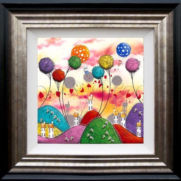 Moo Clouds by Dale Bowen