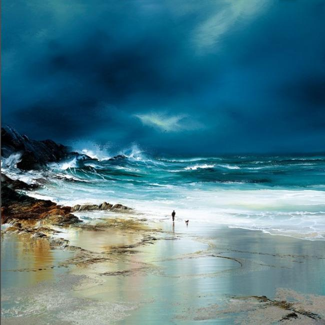 Moonlight Bay by Philip Gray