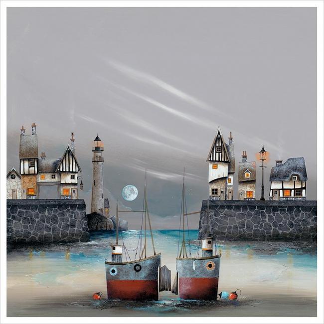 Moonrise by Gary Walton
