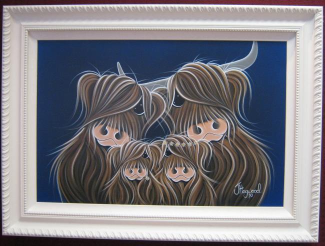 My Herd by Jennifer Hogwood