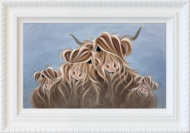 My Herd by Jennifer Hogwood
