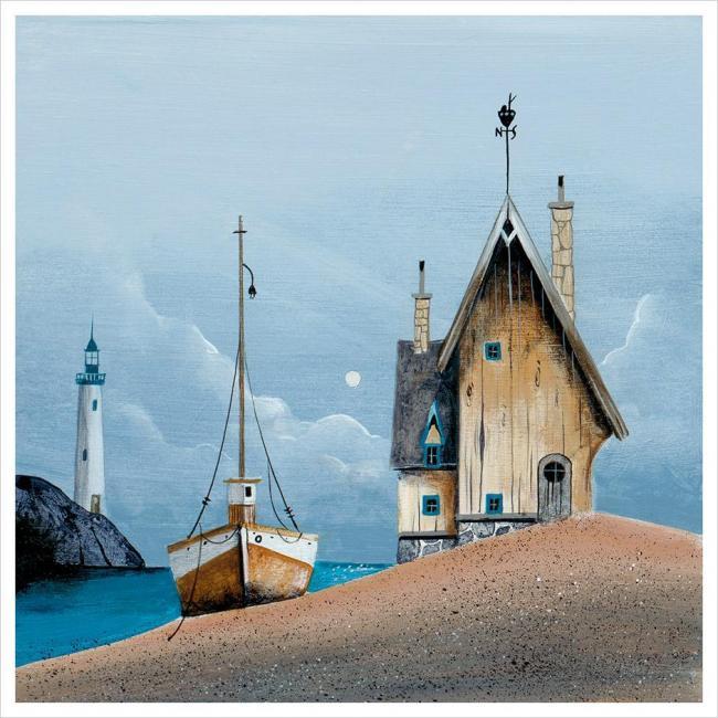 On The Beach by Gary Walton