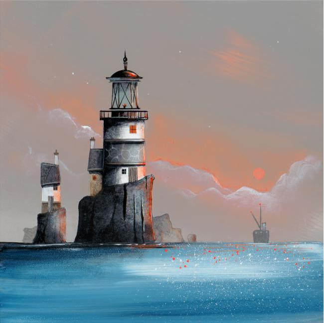 On the Horizon by Gary Walton