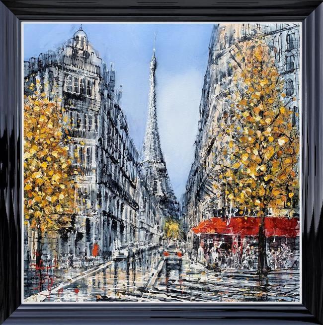 Parisian Life by Nigel Cooke